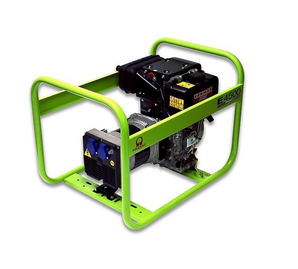 Дизельный генератор (электростанция) Pramac E4500, 400/230V, 50Hz